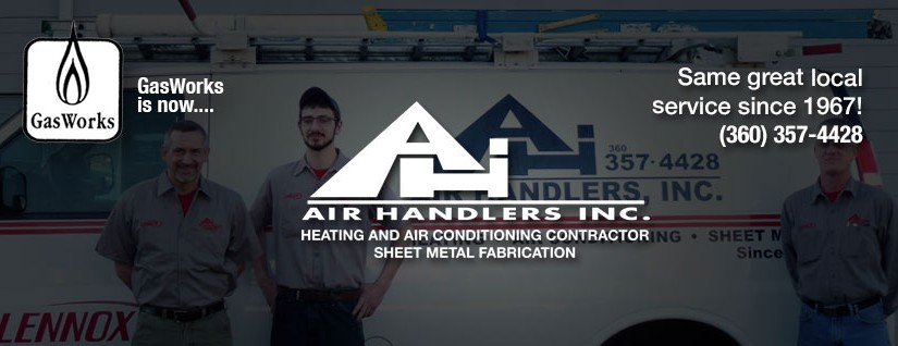 Air Handlers, Inc. Has Merged with GasWorks, Inc.!!